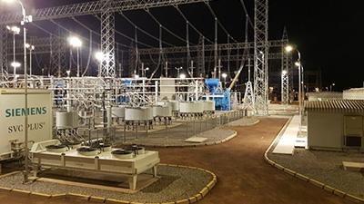 ISA INTERCHILE finaliza obras de compensación reactiva en línea 2×500 kV Nueva Pan de Azúcar – Polpaico
